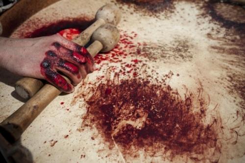 sangre-de-entroido